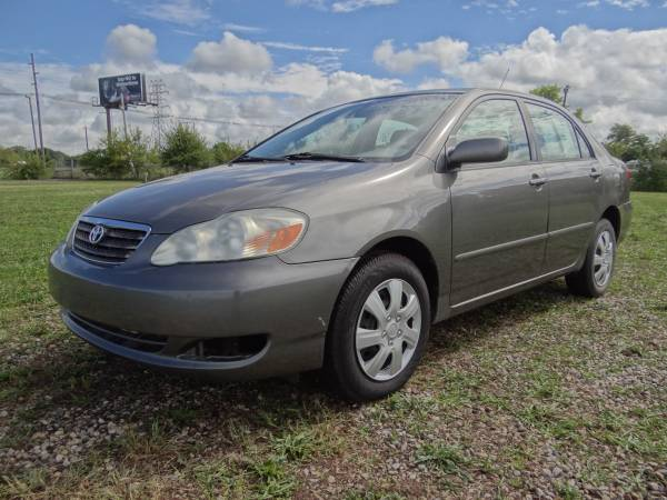 *** 2006 TOYOTA COROLLA *** SIGN AND DRIVE AUTO SALES