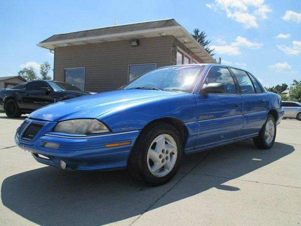 1995 *Pontiac* *Grand* *Am* SE 4dr Sedan -FINANCING AVAILABLE!!