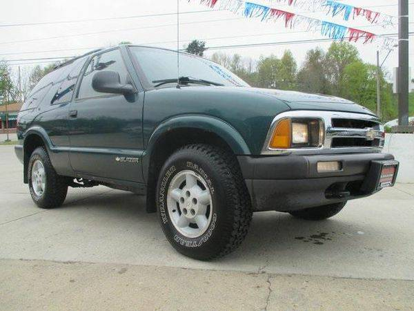 1997 *Chevrolet* *Blazer* -FINANCING AVAILABLE!!
