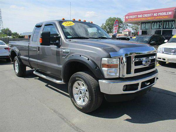 2008 *Ford* *F-250* *SD* FX4 SuperCab *$499 Down Drives Today!*