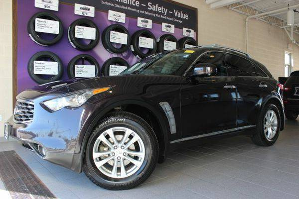 2011 *Infiniti* *FX35* Base -LOAN APPROVED