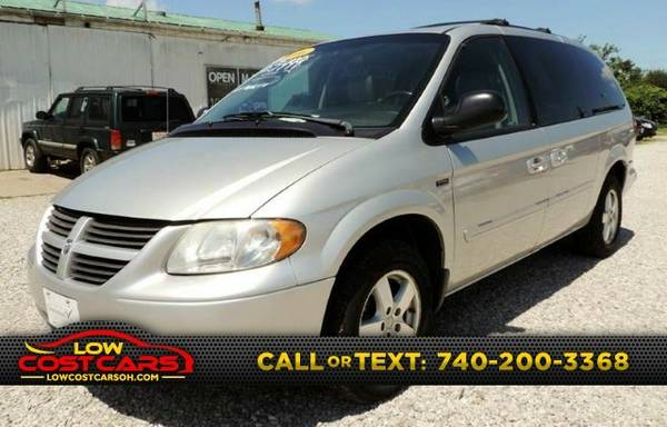2006 Dodge Grand Caravan SXT 4dr Extended Mini Van Van Grand Caravan...