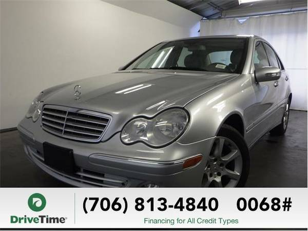 2007 *Mercedes-Benz C-Class* C280 Luxury 4MATIC - BAD CREDIT OK