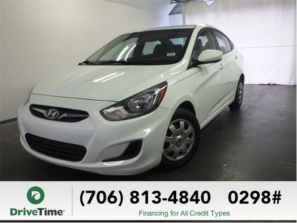2014 *Hyundai Accent* GLS - BAD CREDIT OK