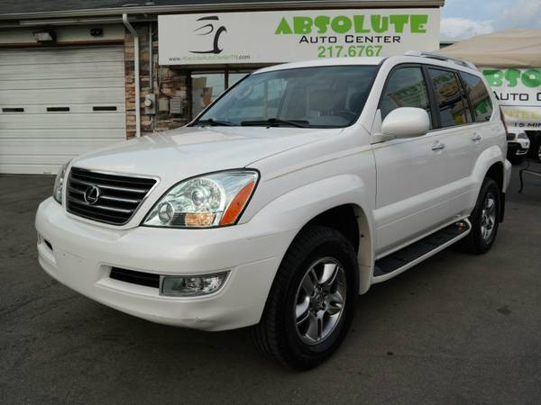 2009* Lexus* GX 470 *-One Owner CarFax! - Navigation! - 4WD!