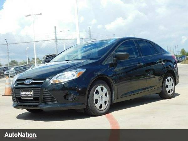 2013 Ford Focus S SKU:DL333944 Ford Focus S Sedan