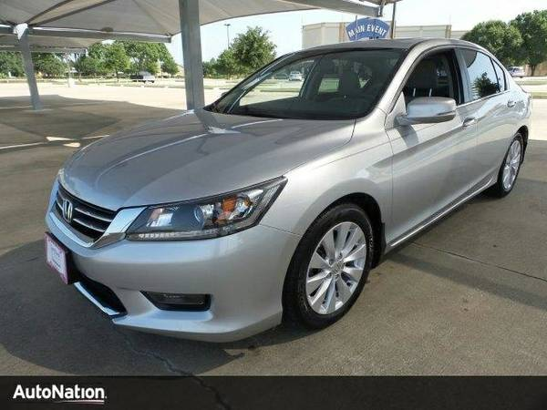 2014 Honda Accord EX SKU:EA271345 Honda Accord EX Sedan