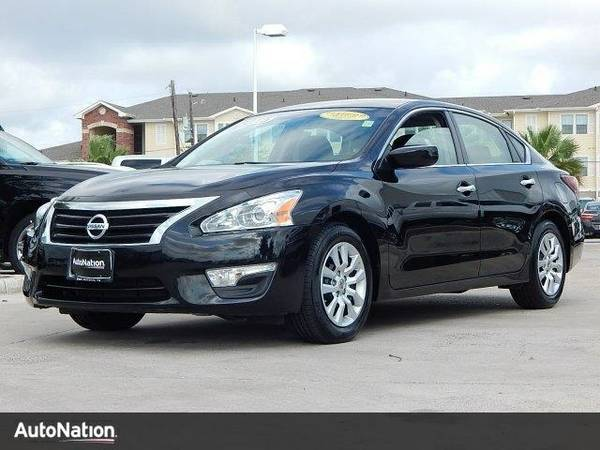 2015 Nissan Altima 2.5 SKU:FN324099 Nissan Altima 2.5 Sedan