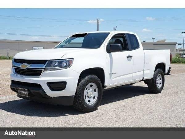 2015 Chevrolet Colorado 2WD Base SKU:F1157522 Chevrolet Colorado 2WD B