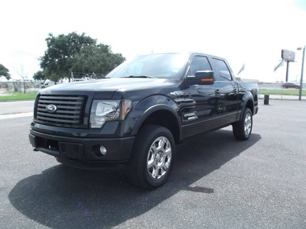 2012 FORD F150 FX4, Eco-Boost,, LOADED