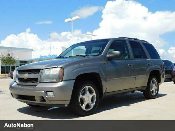 2008 Chevrolet TrailBlazer LT w/2LT SKU:82212295 Chevrolet TrailBlazer