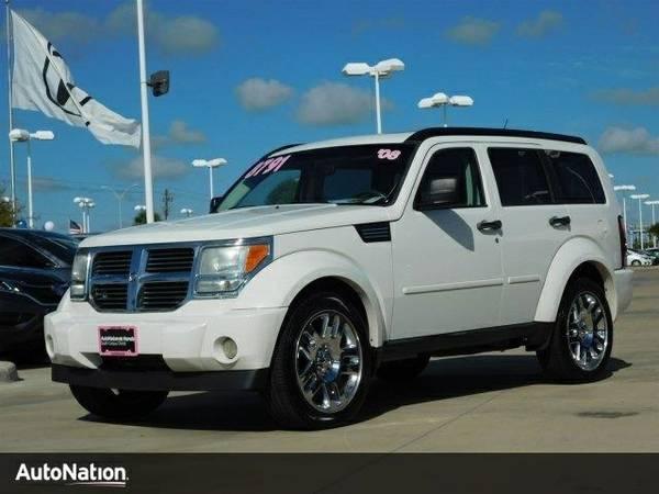 2008 Dodge Nitro SLT SKU:8W183298 Dodge Nitro SLT SUV