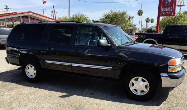 04 GMC YUKON XL!! __ $1500 DOWN!! __@ TRIPLE R MOTORS!!