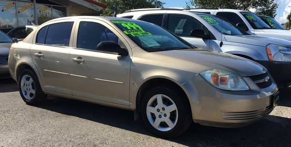 2007 CHEVY COBALT!! __$995 DOWN!!! __@ TRIPLE R MOTORS!!