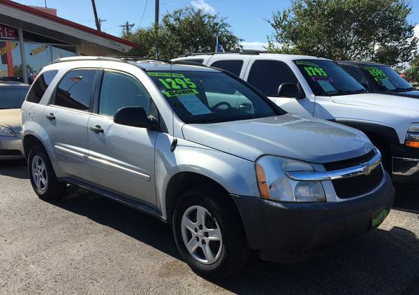 2005 CHEVY EQUINOX LS!! __ $1200 DOWN!! __@ TRIPLE R MOTORS!!