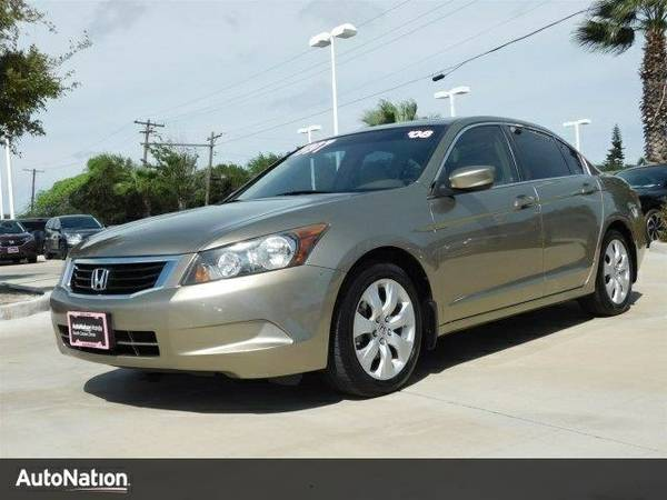 2008 Honda Accord EX-L SKU:8C023400 Honda Accord EX-L Sedan