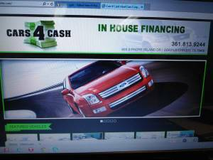 2014 Nissan Versa Sedan. ( Cars 4 Cash ) We Finance !