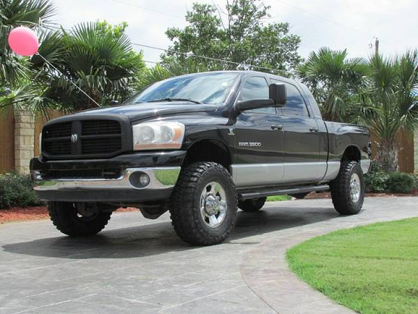 New Dealer Serving Corpus! 2006 Dodge Ram 3500 Diesel Mega Cab