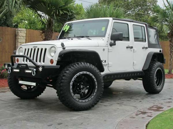 New Dealer Serving Corpus! 2009 Jeep Wrangler Convertable