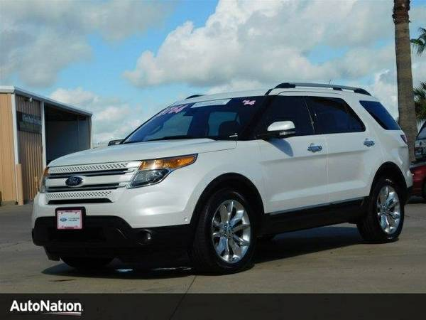2014 Ford Explorer Limited SKU:EGA74607 Ford Explorer Limited SUV