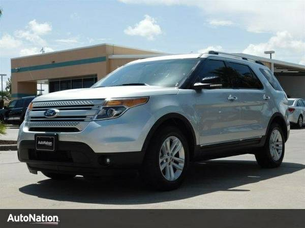 2014 Ford Explorer XLT SKU:EGA43200 Ford Explorer XLT SUV
