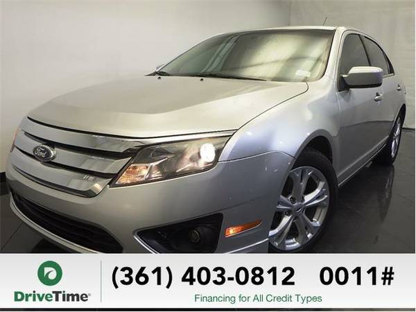 2012 *Ford Fusion* SE - BAD CREDIT OK