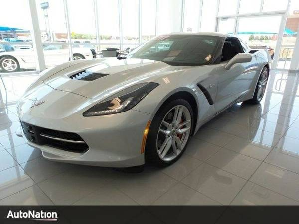 2014 Chevrolet Corvette Stingray Z51 3LT Chevrolet Corvette Stingray Z