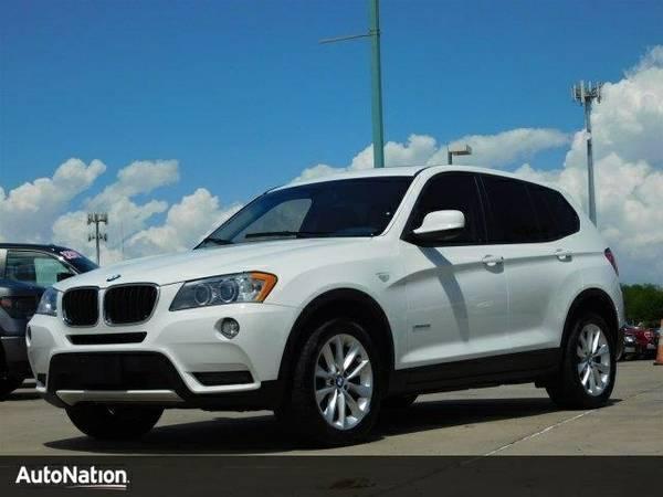 2013 BMW X3 xDrive28i SKU:D0A13670 BMW X3 xDrive28i SUV