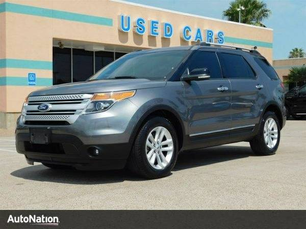 2014 Ford Explorer XLT SKU:EGA74397 Ford Explorer XLT SUV