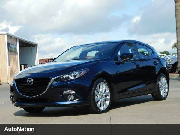 2015 Mazda Mazda3 s Grand Touring SKU:F1254472 Mazda Mazda3 s Grand To
