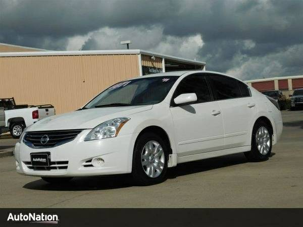 2011 Nissan Altima 2.5 SKU:BN449792 Nissan Altima 2.5 Sedan