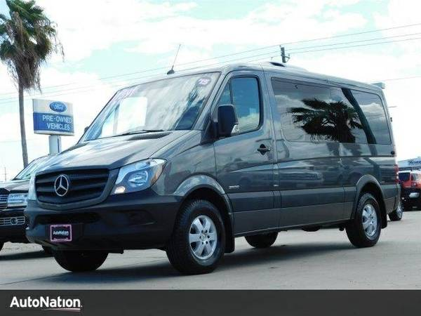 2015 Mercedes-Benz Sprinter SKU:FP120969 Mercedes-Benz Sprinter Regula