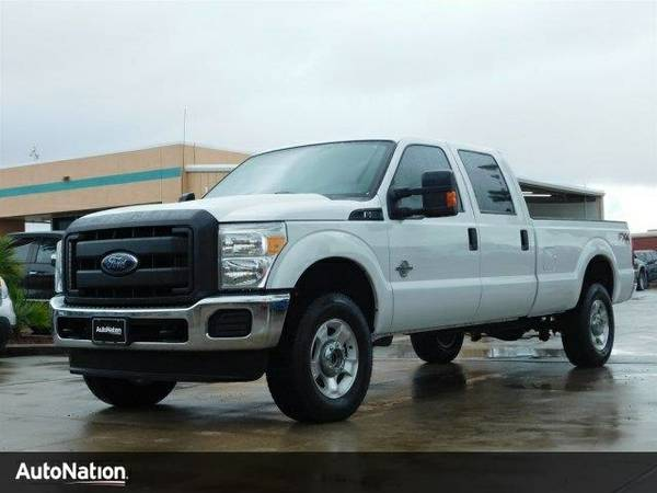 2015 Ford F-350 XL SKU:FEC22522 Ford F-350 XL Crew Cab
