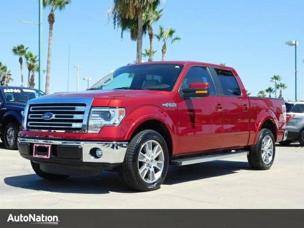 2014 Ford F-150 Lariat SKU:EKE37543 Ford F-150 Lariat SuperCrew Cab