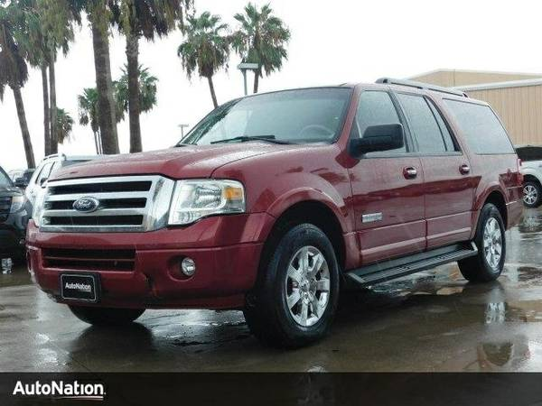 2008 Ford Expedition EL XLT SKU:8LA45813 Ford Expedition EL XLT SUV