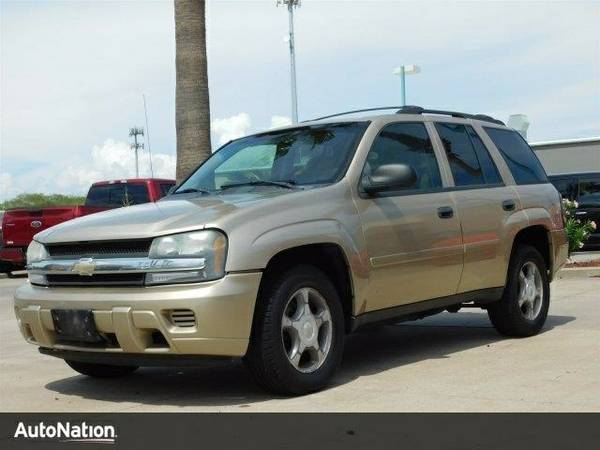 2006 Chevrolet TrailBlazer LS SKU:62354336 Chevrolet TrailBlazer LS SU