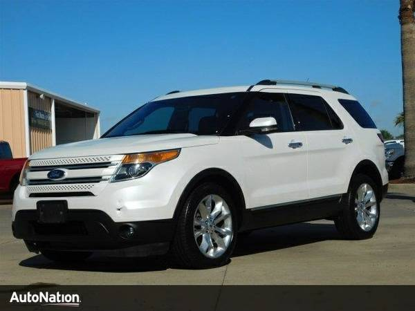 2013 Ford Explorer Limited SKU:DGA41029 Ford Explorer Limited SUV