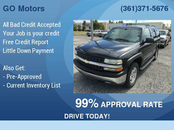 2004 Chevrolet Tahoe 4dr 1500 LS Limited Warranty Included