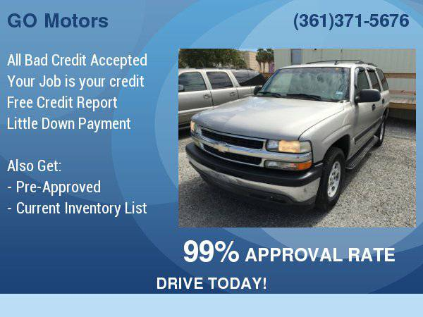 2006 Chevrolet Tahoe 4dr 1500 2WD LS Easy Financing