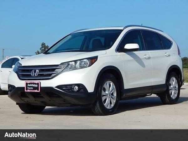 2012 Honda CR-V EX-L SKU:CL043715 Honda CR-V EX-L SUV