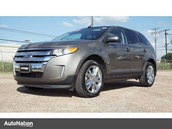 2013 Ford Edge Limited SKU:DBA32710 SUV