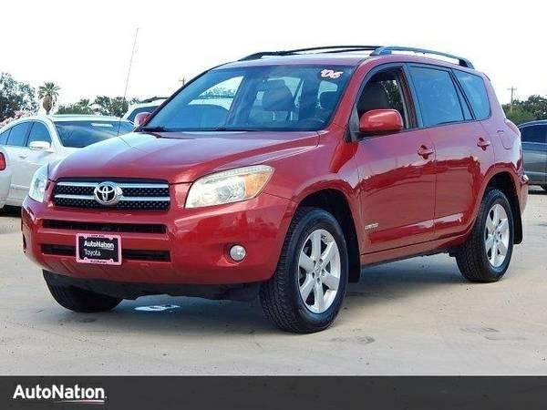 2006 Toyota RAV4 Limited SKU:66017057 Toyota RAV4 Limited SUV
