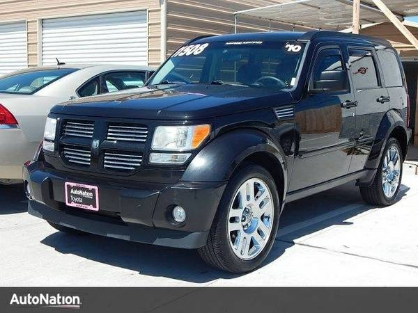 2010 Dodge Nitro Heat SKU:AW173859 Dodge Nitro Heat SUV
