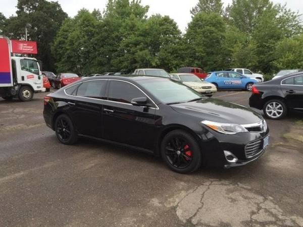 2014 *Toyota* *Avalon* *4dr Sdn XLE Touring (Natl)* 4dr Car