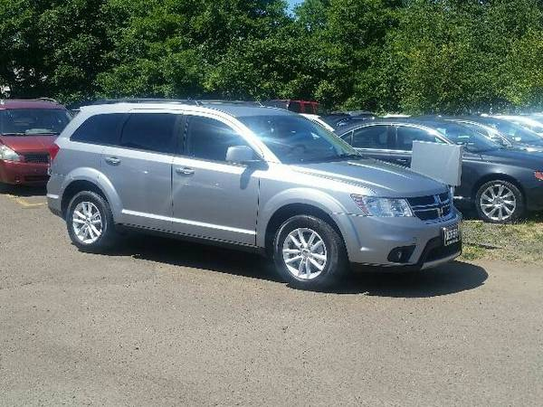 2015 *Dodge* *Journey* *AWD 4dr SXT* Sport Utility