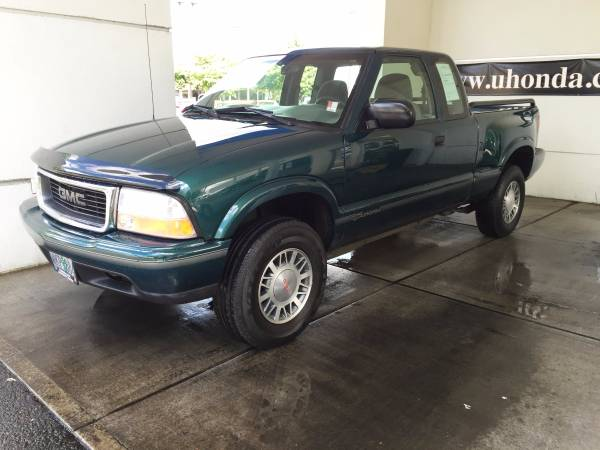 1998 GMC Sonoma X-Cab 4x4 Pickup-----FINANCING AVAILABLE--------------