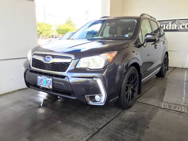 2015 Subaru Forester 2.0 XT Touring--------------FINANCING AVAILABLE--