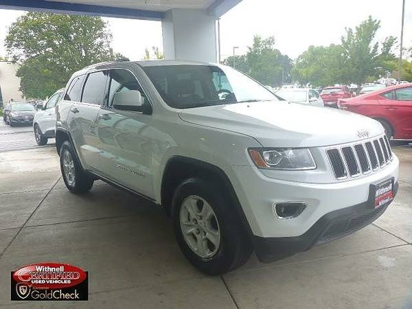 2015 *Jeep*Grand Cherokee* 4WD 4dr Laredo - (WHITE) *Jeep*Grand...