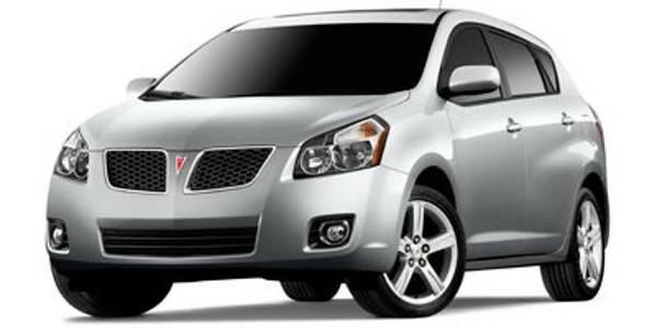 2009 *Pontiac* *Vibe* *4dr HB FWD w/1SB* 4dr Car