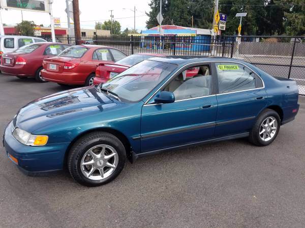 1995 Honda Accord LX TRUE In-House Financing NO CREDIT CHECKS!